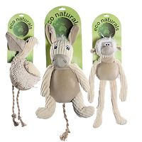 Eco Naturals Twisted Dog Toys